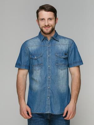 Рубашка синяя - Einstein - 4665290