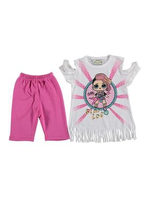 Комплект: футболка и шорты | 5054623