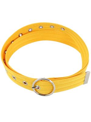 Ремінь жовтий | 5054536