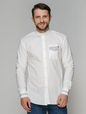 Рубашка белая | 4131115