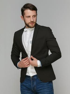 Піджак темно-коричневий | 4511041