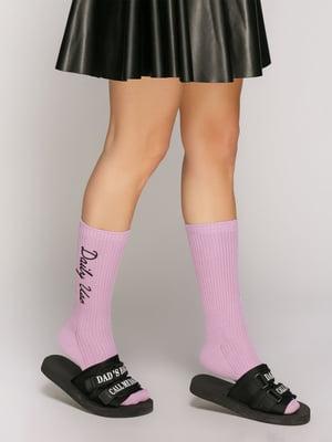 Яскраві шкарпетки з написами | 5029253