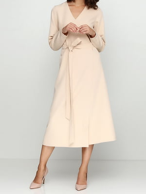 Сукня бежева | 5014492