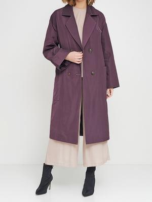 Плащ фиолетовый | 5014576