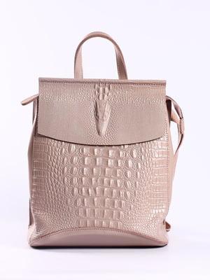 Сумка-рюкзак рожева   5055185