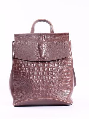 Сумка-рюкзак рожева   5055186