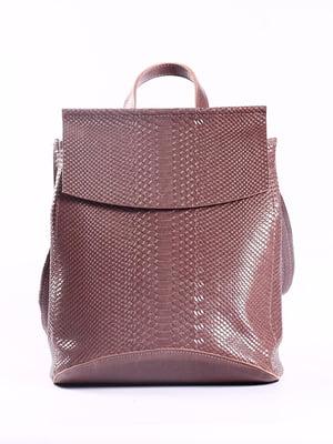 Сумка-рюкзак рожева   5055188