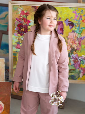 Жакет рожевий | 5056690
