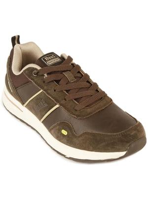 Кроссовки коричневые | 4791936