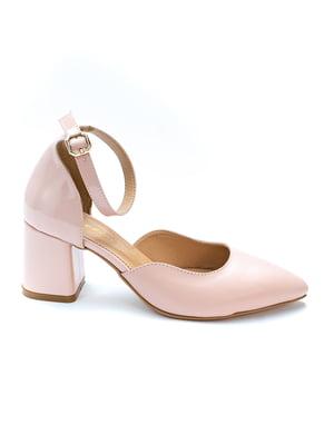 Туфли бежевые | 5056929