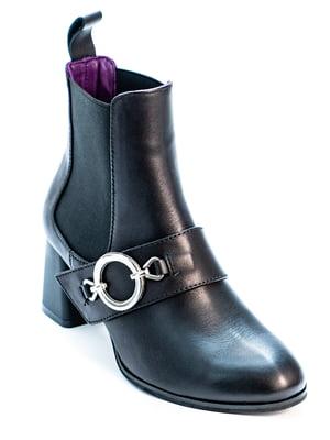 Ботинки черные | 5056937