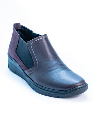 Туфли бордовые | 5056944