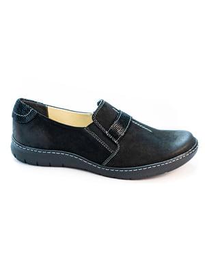Туфли черные | 5056945