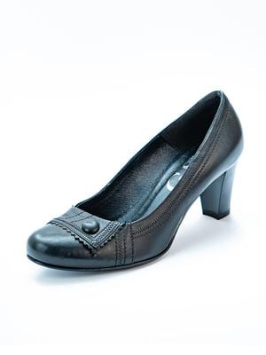 Туфли черные | 5056949