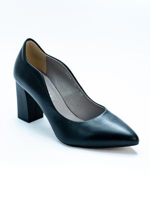 Туфли черные | 5056952