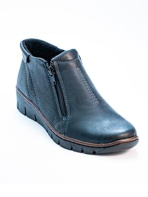 Туфлі темно-сині | 5056954