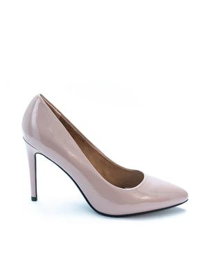 Туфлі бежеві | 5056959