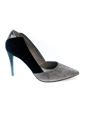 Туфли двухцветные | 5056968