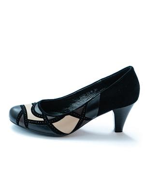 Туфли черные | 5056969