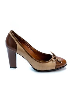 Туфли коричневые | 5056970