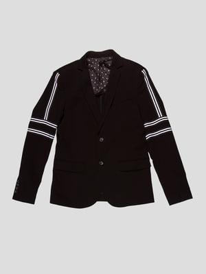 Піджак чорний | 4665255