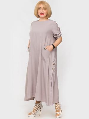 Сукня сіра | 5057260