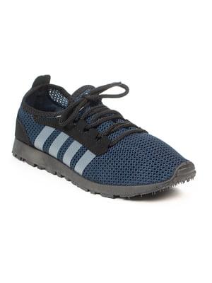Кроссовки синие | 5057027