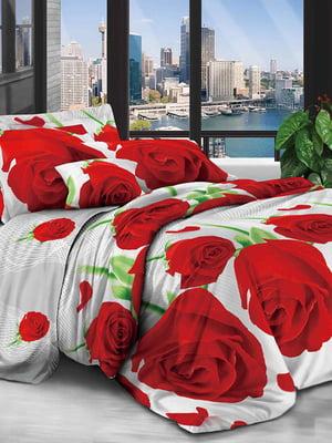 Комплект постельного белья двуспальный (евро) | 5057905