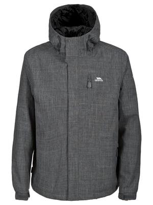 Куртка темно-серая   3608434