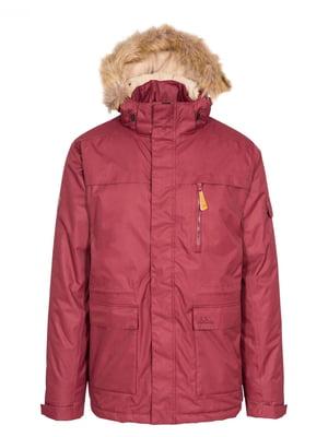 Куртка бордовая   4067933