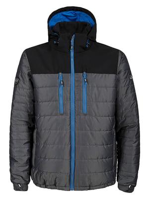 Куртка темно-серая | 4113744