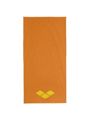 Рушник помаранчевий | 4974794