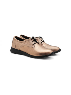 Туфлі золотисті | 5056743