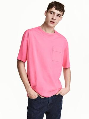Футболка рожева   5045296