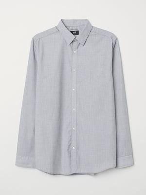 Рубашка серая | 5045361