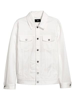 Куртка біла | 5045577