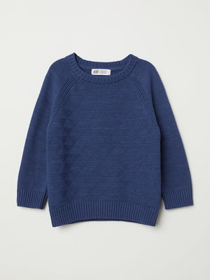 Джемпер синий | 5046115