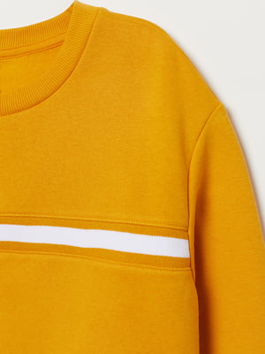 Світшот жовтий | 5046417