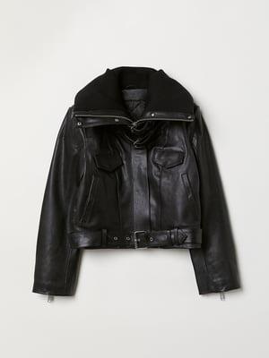 Куртка чорна | 5046931