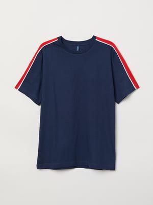 Футболка синя | 5046981