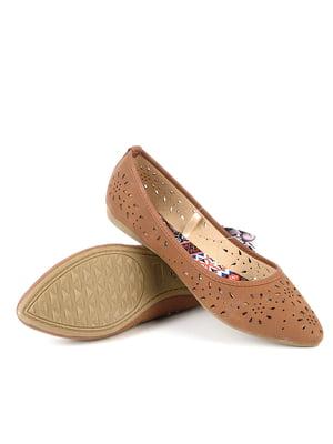Туфлі коричневі | 4615398