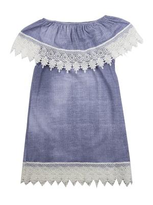 Сукня блакитна   5059350