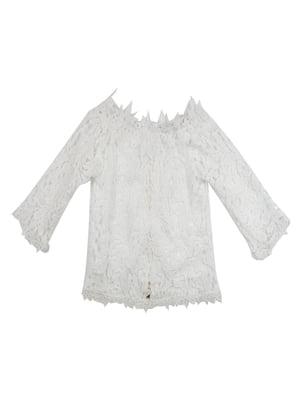 Блуза белая   5059361
