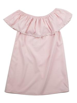 Платье розовое   5059364
