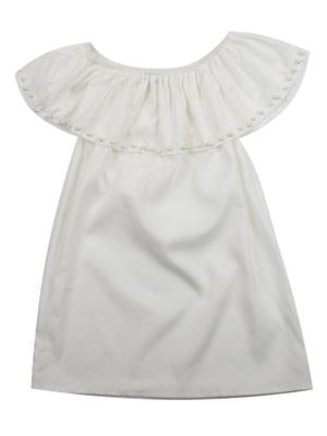 Платье белое   5059365