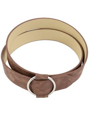 Пояс коричневый | 5059448