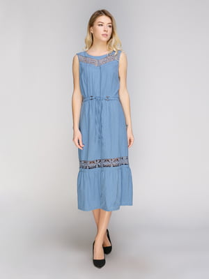 Сукня блакитна | 5038962