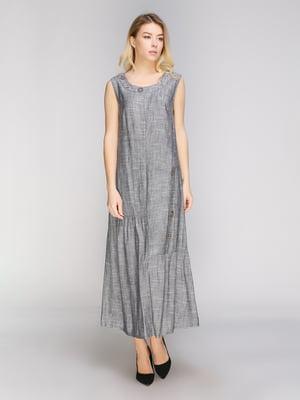 Сукня темно-сіра | 5038984