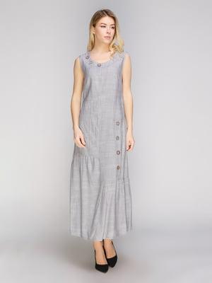 Сукня сіра | 5038983