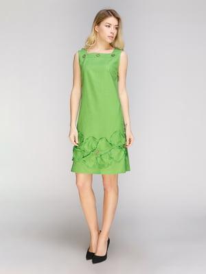 Платье салатовое | 5038968